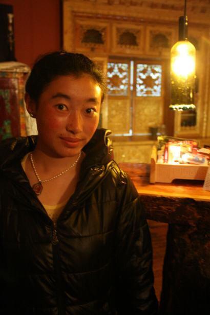 Tashi Lhajyi from Danba